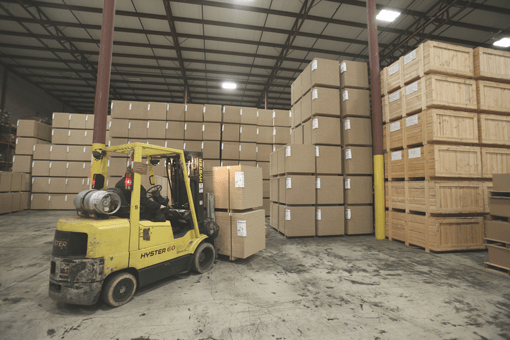 Managed Warehouse Services | WOW Logistics